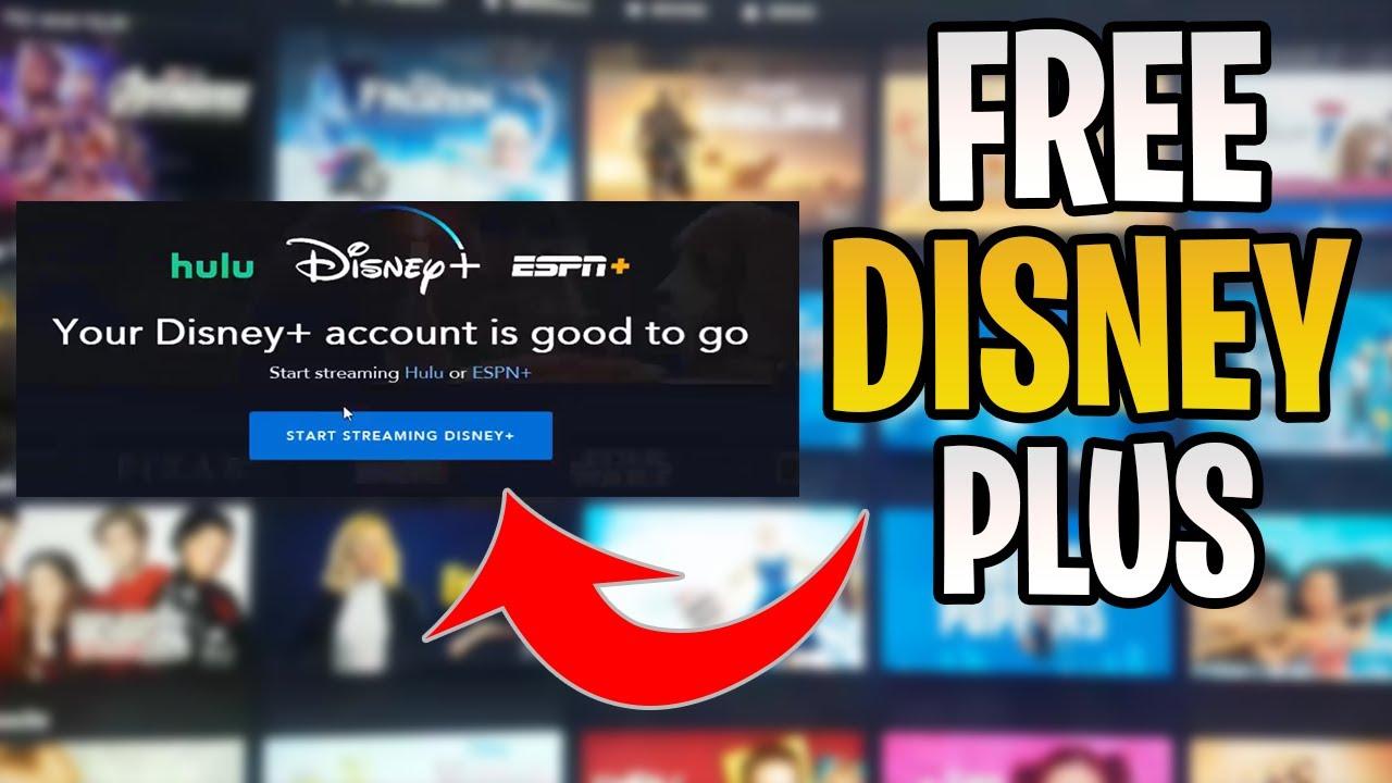 Free Disney Plus
