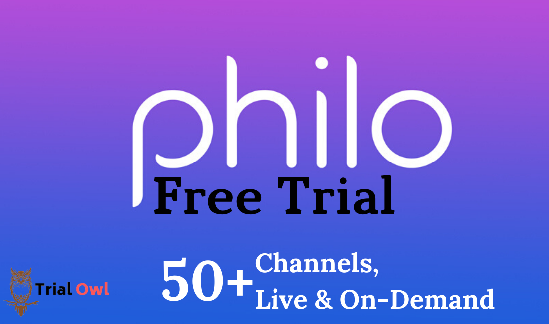 Philo Free Trial