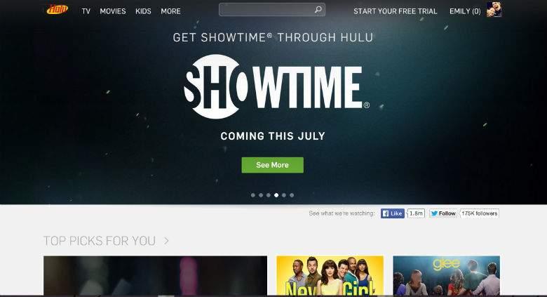 ShowTime Availability