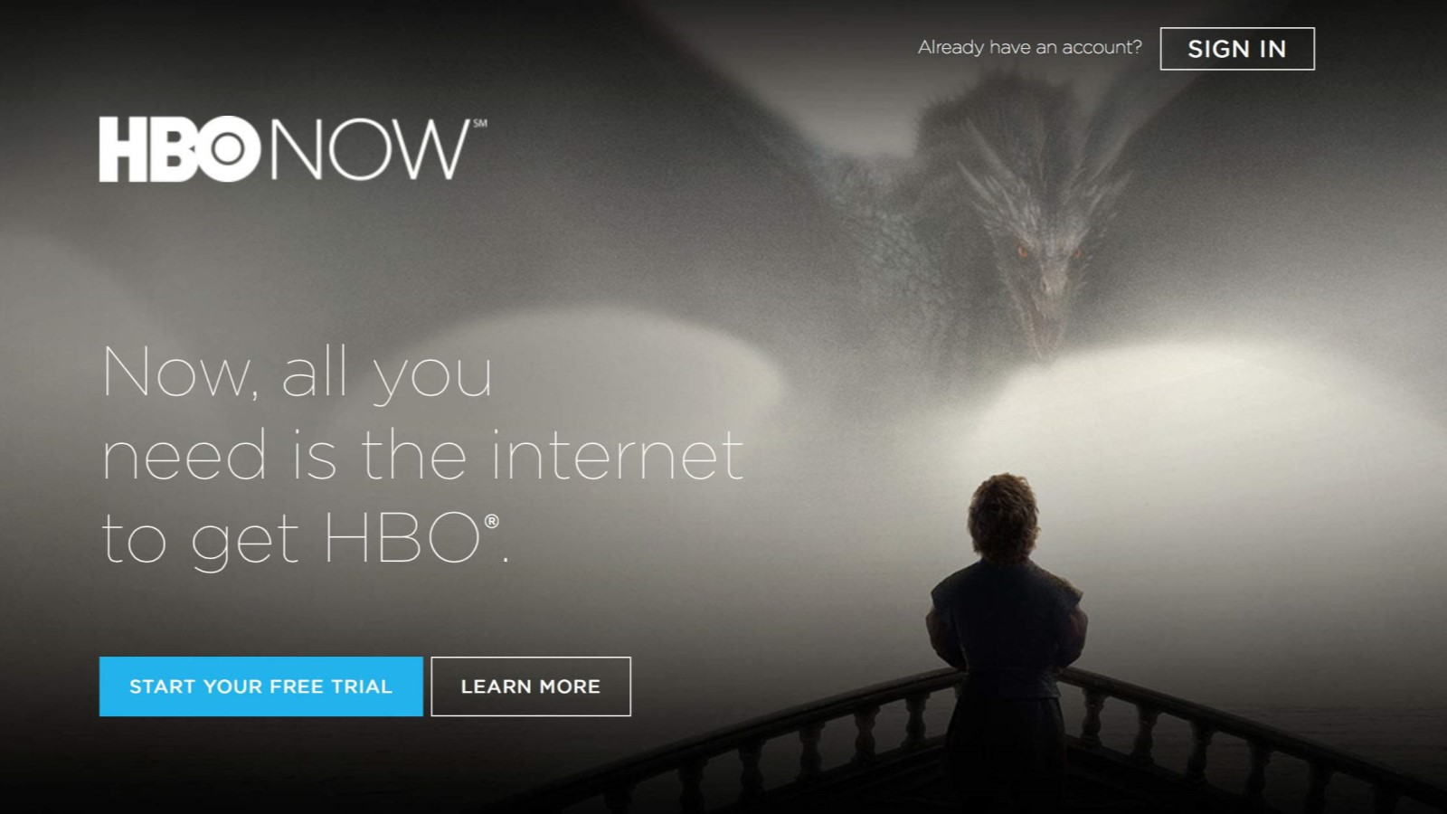 HBO NOW Account