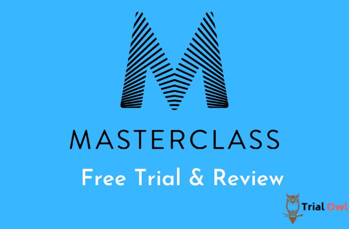 Masterclass Free Trial