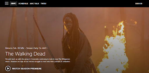 AMC Shows