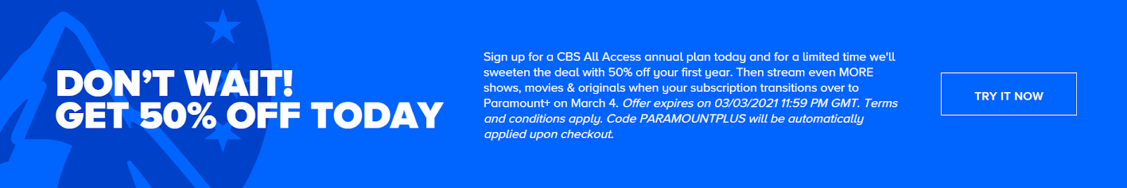 Pricing of Paramount Plus