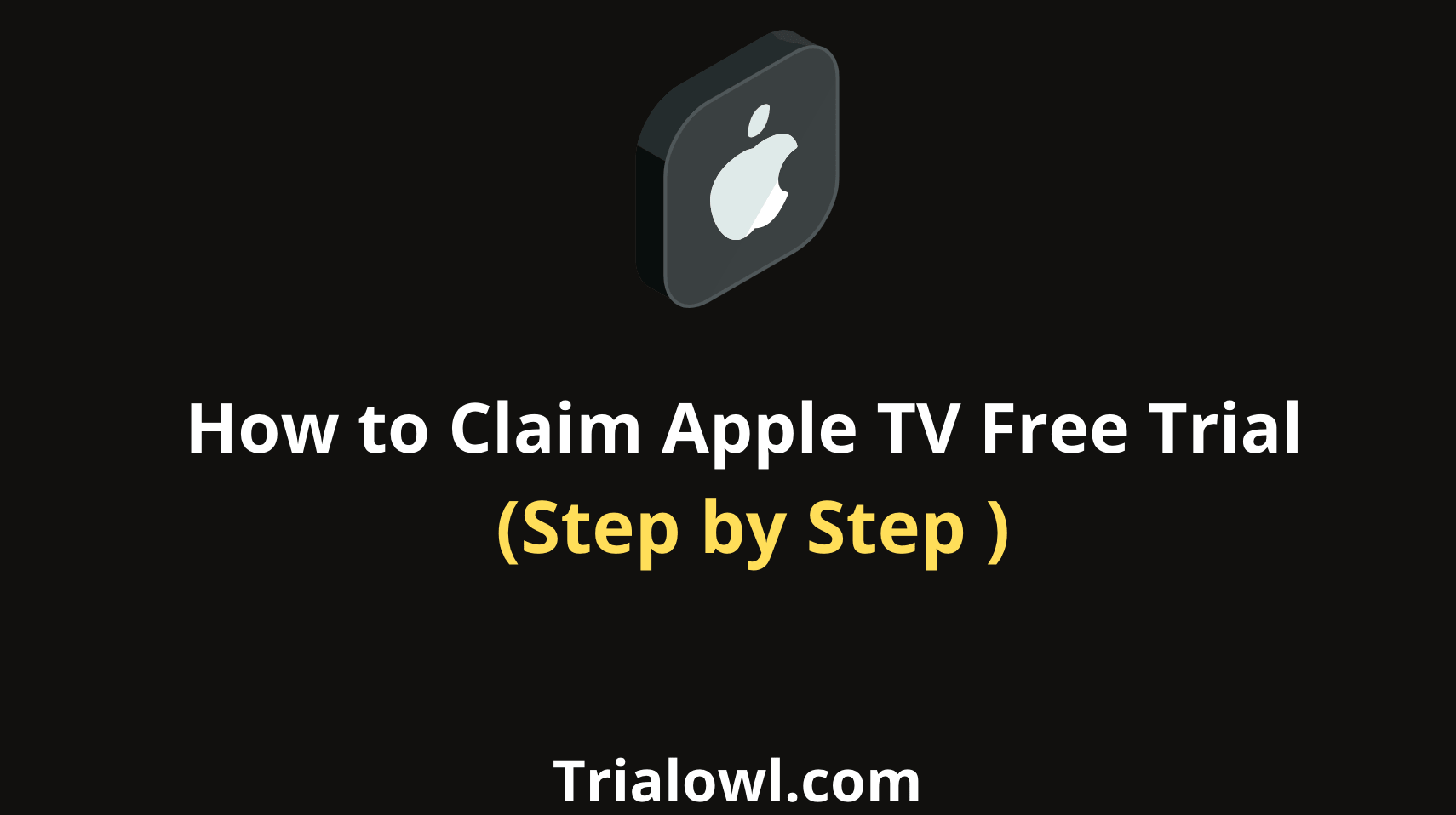 Claim Apple TV Free Trial