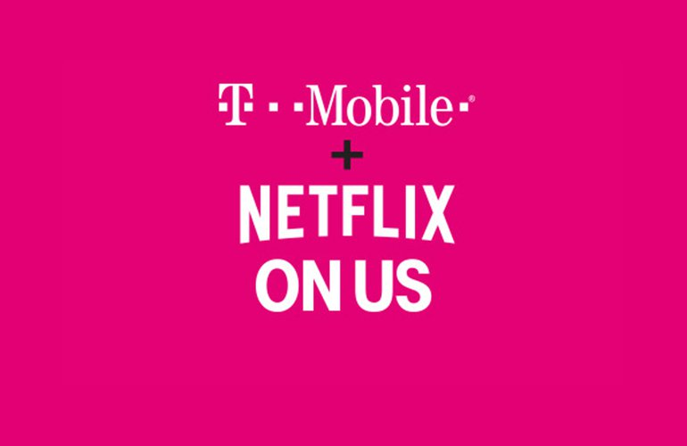 Netflix With T-Mobile