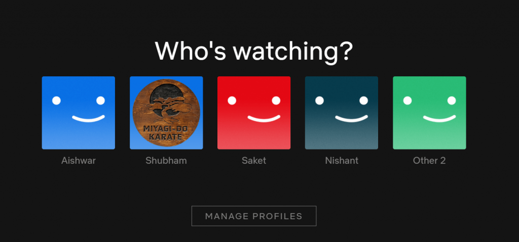 Share Your Netflix Account With Friends