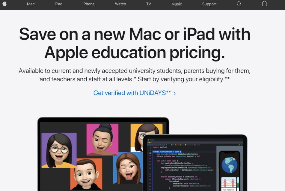 visit apple official website