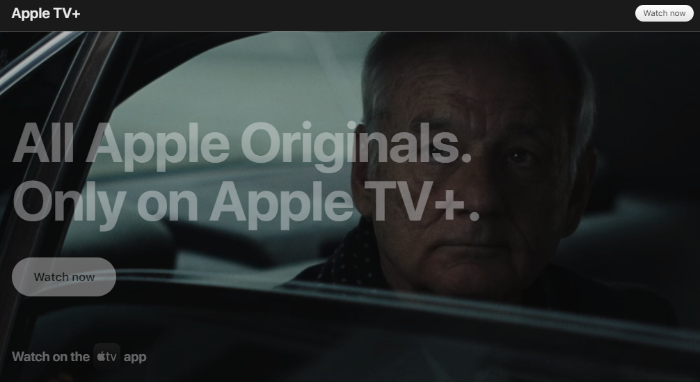 visit apple tv