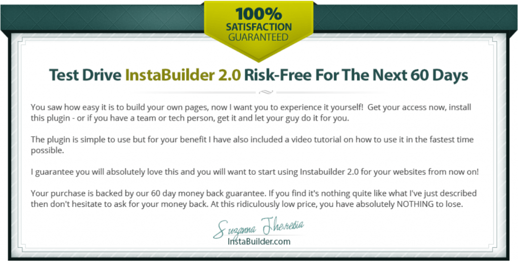 Trusted Page Builder Plugin